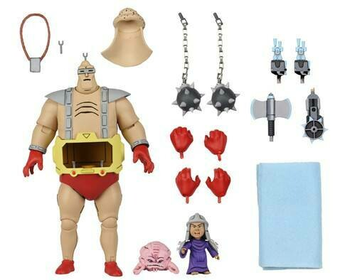 "PRE-ORDER TMNT (Cartoon) – 7"" Scale Action Figure – Ultimate Krang's Android Body"