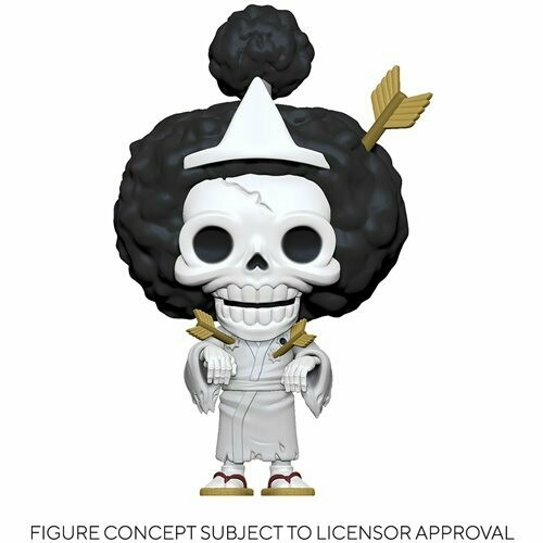 PRE-ORDER One Piece Brook Pop! Vinyl Figure - 3rd Batch