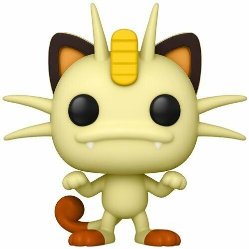 PRE-ORDER Pokemon Meowthe Pop! Vinyl Figure - 2nd batch