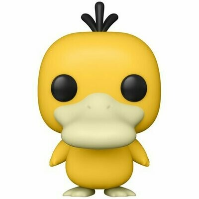 PRE-ORDER Pokemon Psyduck Pop! Vinyl Figure