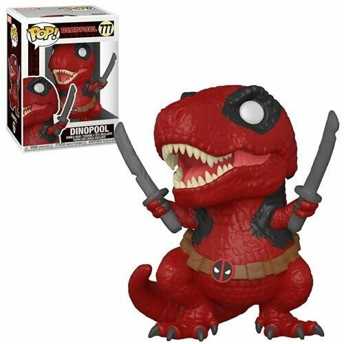 Funko Deadpool 30th Anniversary Dinopool Pop! Vinyl Figure
