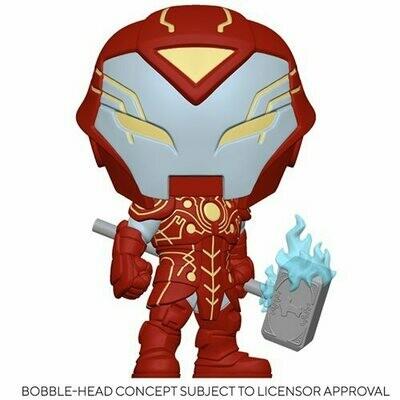 PRE-ORDER Marvel: Infinity Warps Iron Hammer Pop! Vinyl Figure