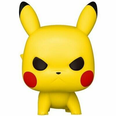 PRE-ORDER Pokemon Pikachu (Attack Stance) Pop! Vinyl Figure