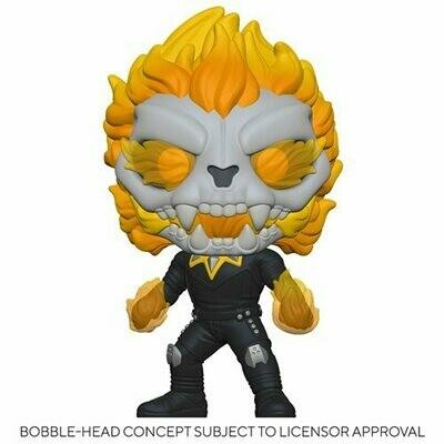 PRE-ORDER Marvel: Infinity Warps Ghost Panther Pop! Vinyl Figure