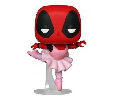 PRE-ORDER Deadpool - Ballerina Deadpool 30th Anniversary Exclusive Pop! Vinyl Figure