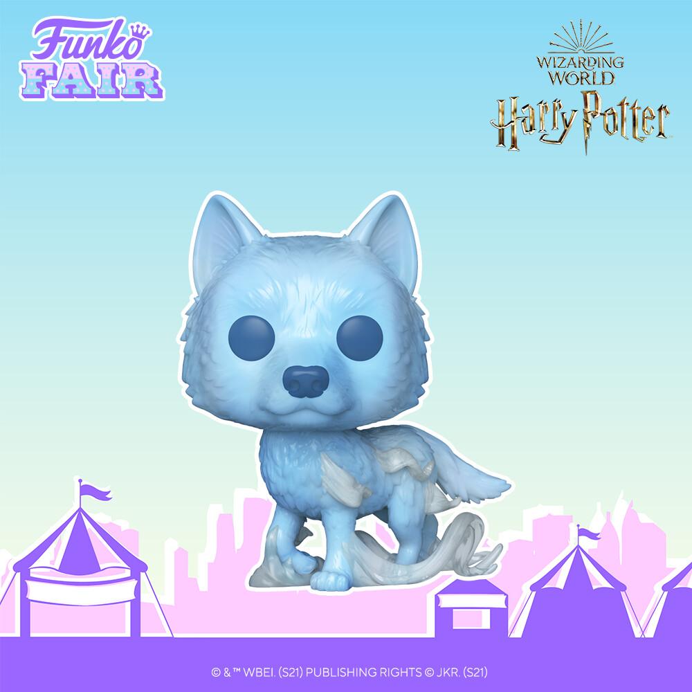 PRE-ORDER Harry Potter Patronus Lupin Pop! Vinyl Figure