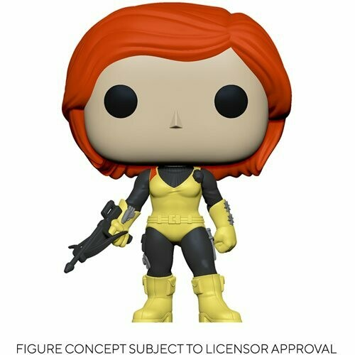 PRE-ORDER G.I. Joe Scarlett Pop! Vinyl Figure