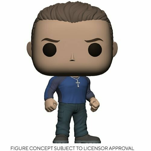PRE-ORDER Fast & Furious: F9 Jakob Toretto Pop! Vinyl Figure - 2nd batch