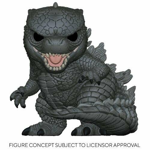 PRE-ORDER Godzilla vs. Kong Godzilla 10-Inch Pop! Vinyl Figure