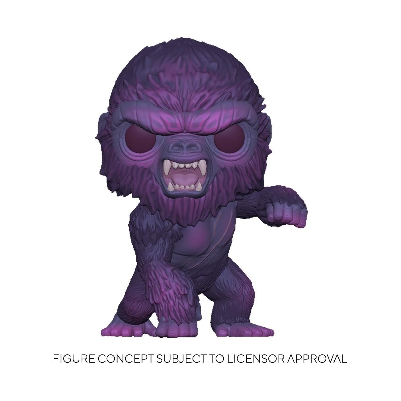PRE-ORDER Funko Godzilla vs. Kong - Kong City Lights Walmart Exclusive 10-Inch Pop! Vinyl Figure