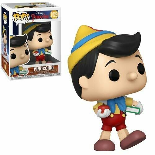 Pinocchio School Bound Pop! Vinyl Figure