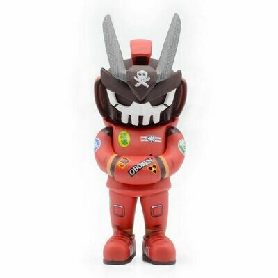 Quiccs Microteq Otomo by Quiccs x Martian Toys