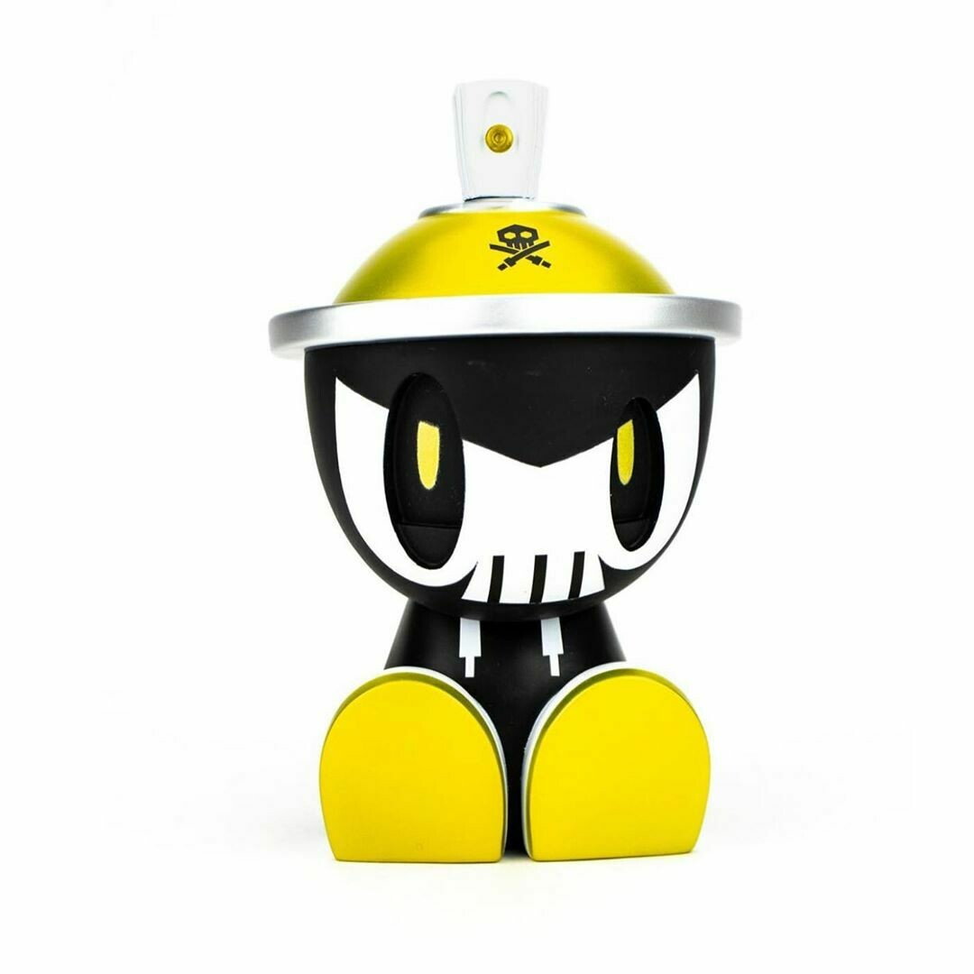 Quiccs Lil Qwiky Gold Canbot by Czee13 x Quiccs x Clutter