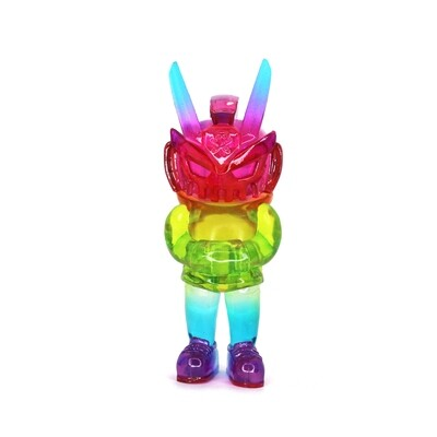 Microteq Tropic Threat by Quiccs x Martian Toys
