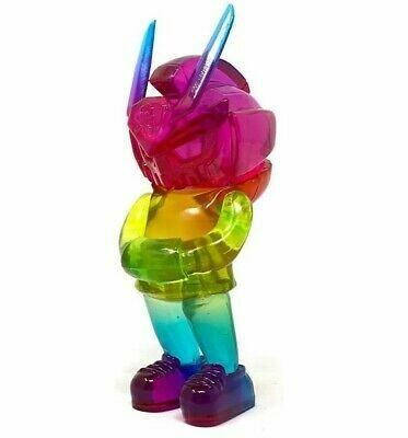 Quiccs Tropic Threat Translucent Teq63 by Quiccs x Martian Toys