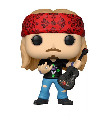 PRE-ORDER Bret Michaels Pop! Vinyl Figure