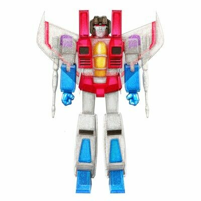PRE-ORDER Super7 Transformers Ultimates Ghost of Starscream 7-Inch Action Figure