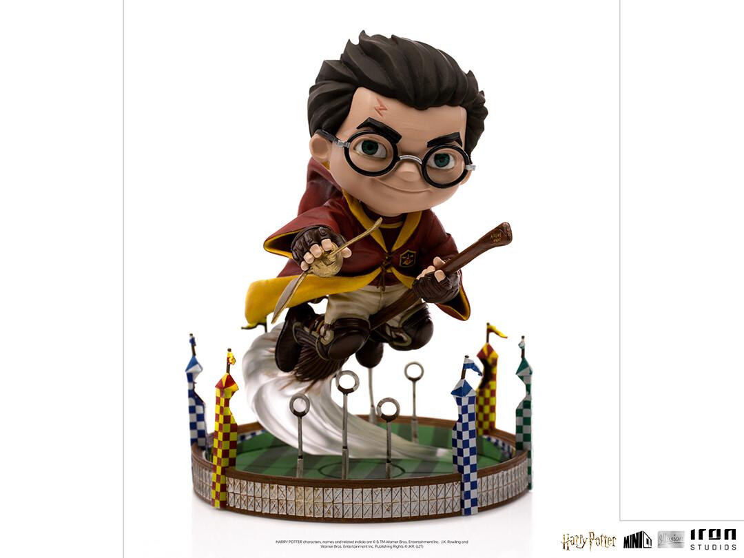 PRE-ORDER Iron Studios Harry Potter at the Quiddich Match - Harry Potter - MiniCo Illusion