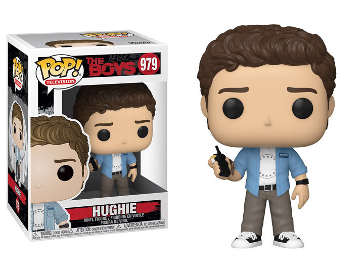 Funko The Boys - Hughie Pop! Vinyl Figure