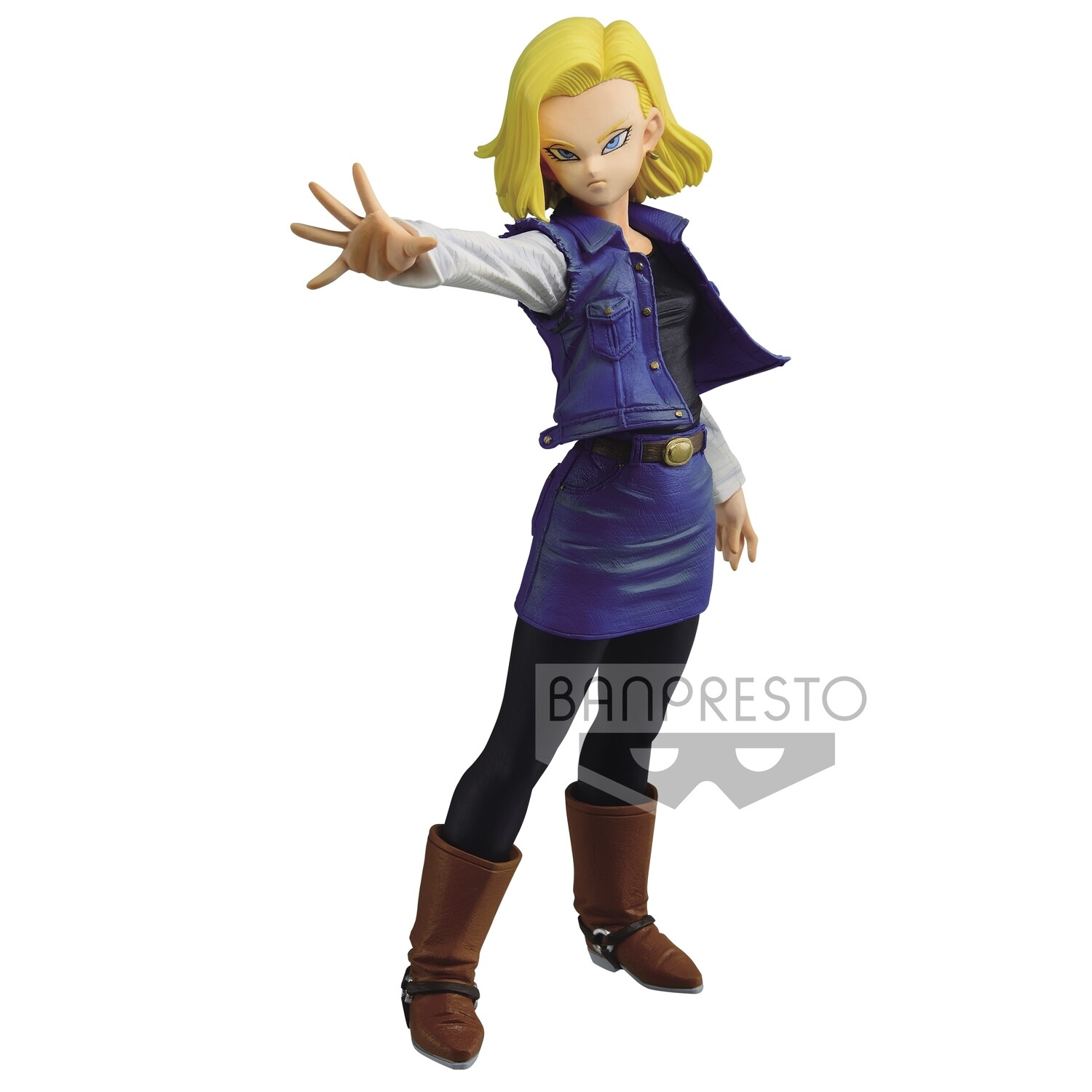 PRE-ORDER DRAGON BALL Z MATCH MAKERS ANDROID 18