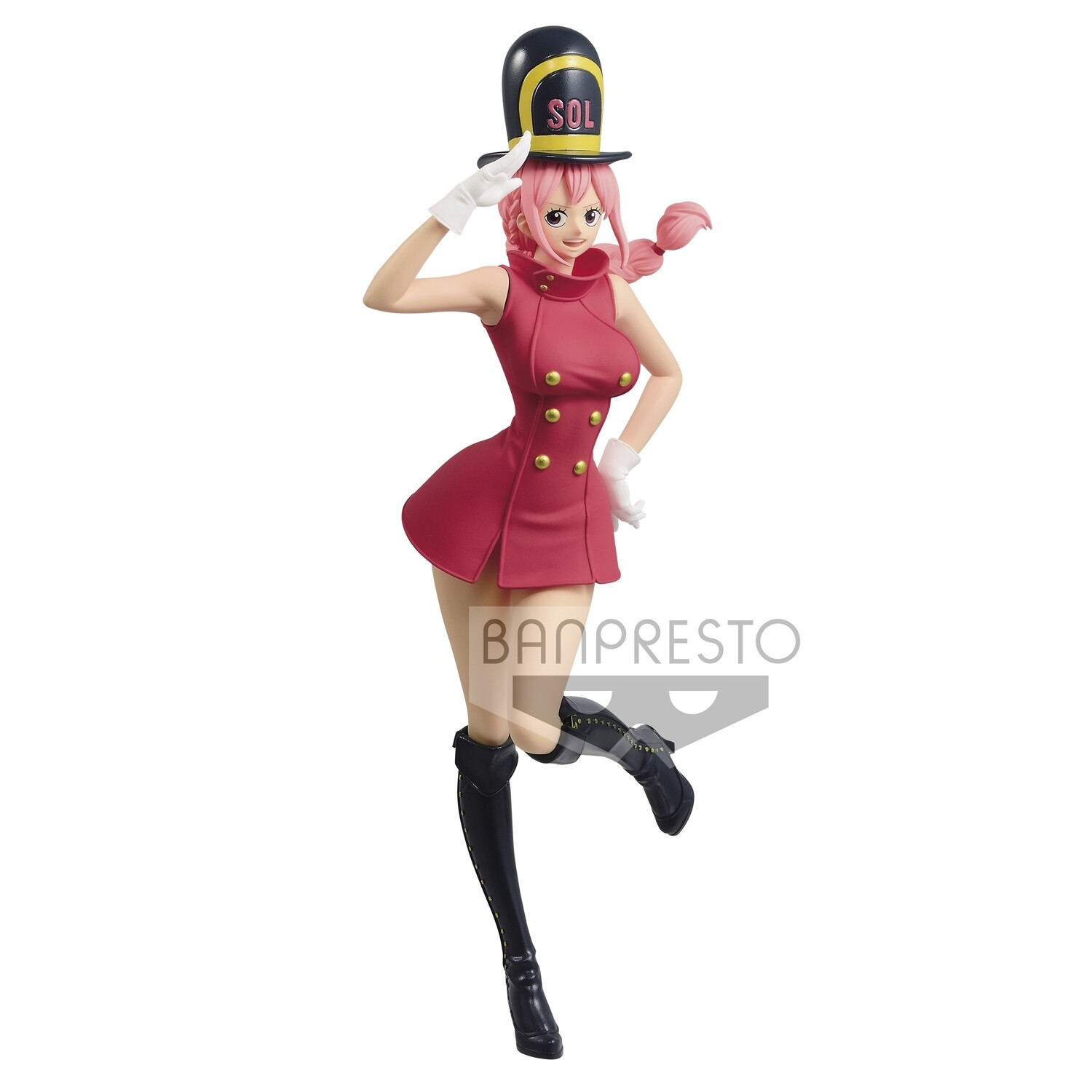 PRE-ORDER ONE PIECE SWEET STYLE PIRATES REBECCA VER.B