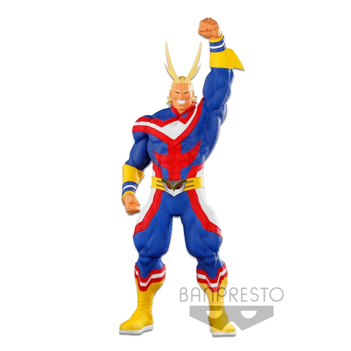 PRE-ORDER BWFC SUPER MSP THE ALL MIGHT THE ANIME