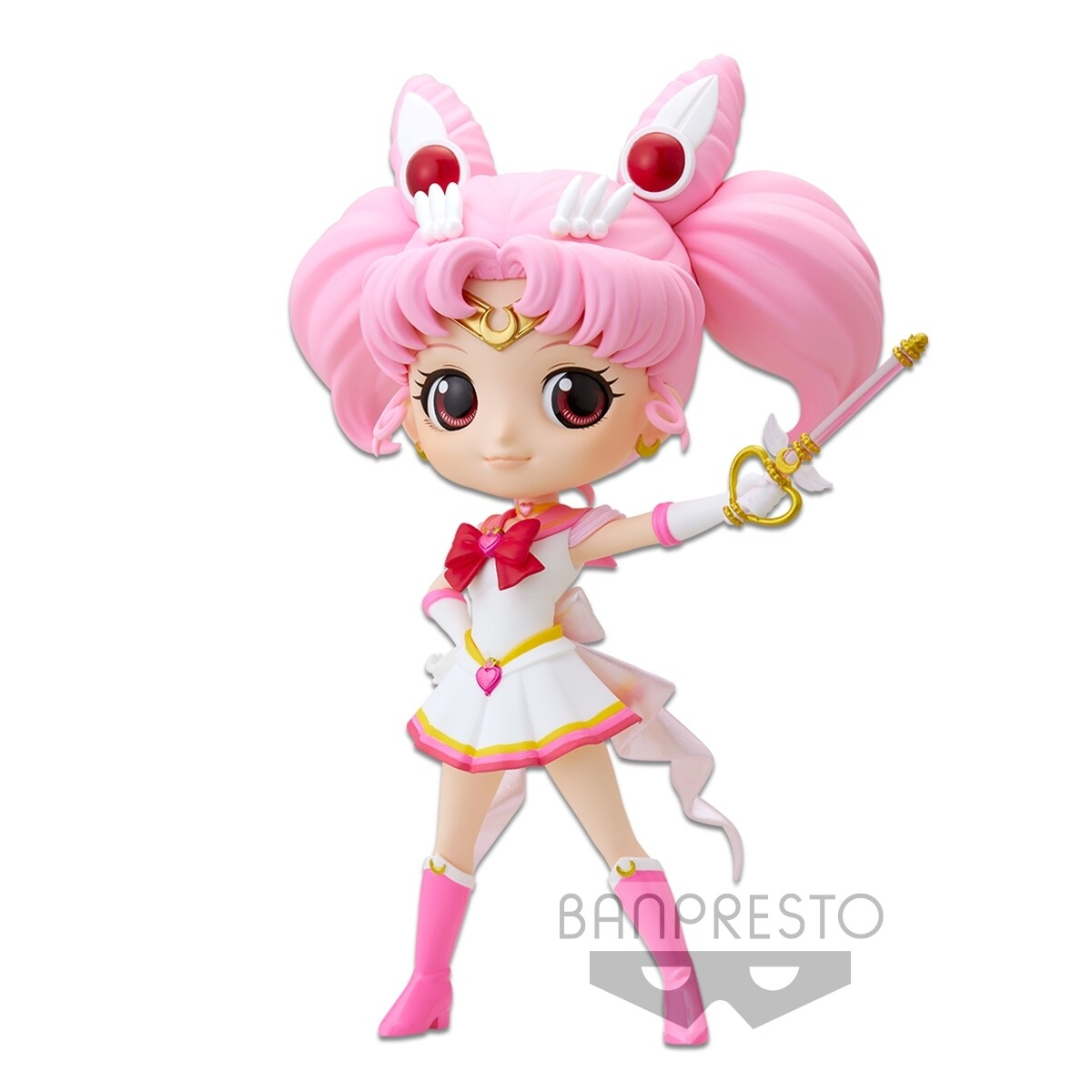 PRE-ORDER Q POSKET-SUPER SAILOR CHIBI MOON-CHIBI MOON KALEIDOSCOPE VER PRETTY GUARDIAN SAILOR MOON ETERNAL THE MOVIE