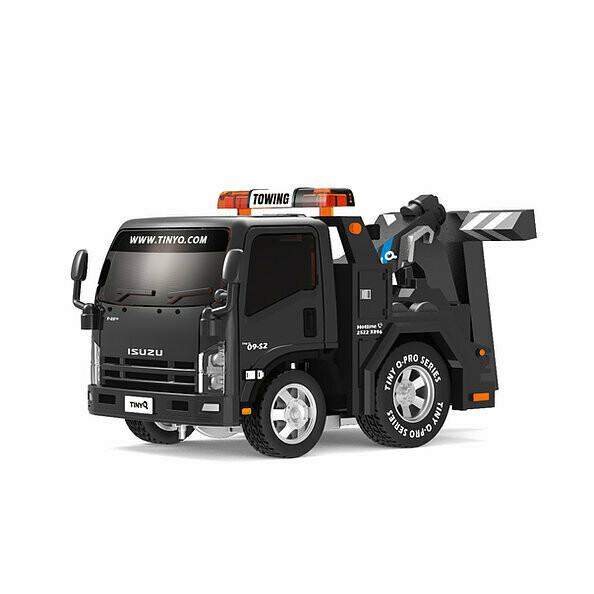 PRE-ORDER Tiny Q Pro-Series 09 - Tiny Q Safety Truck (Limited Edition)