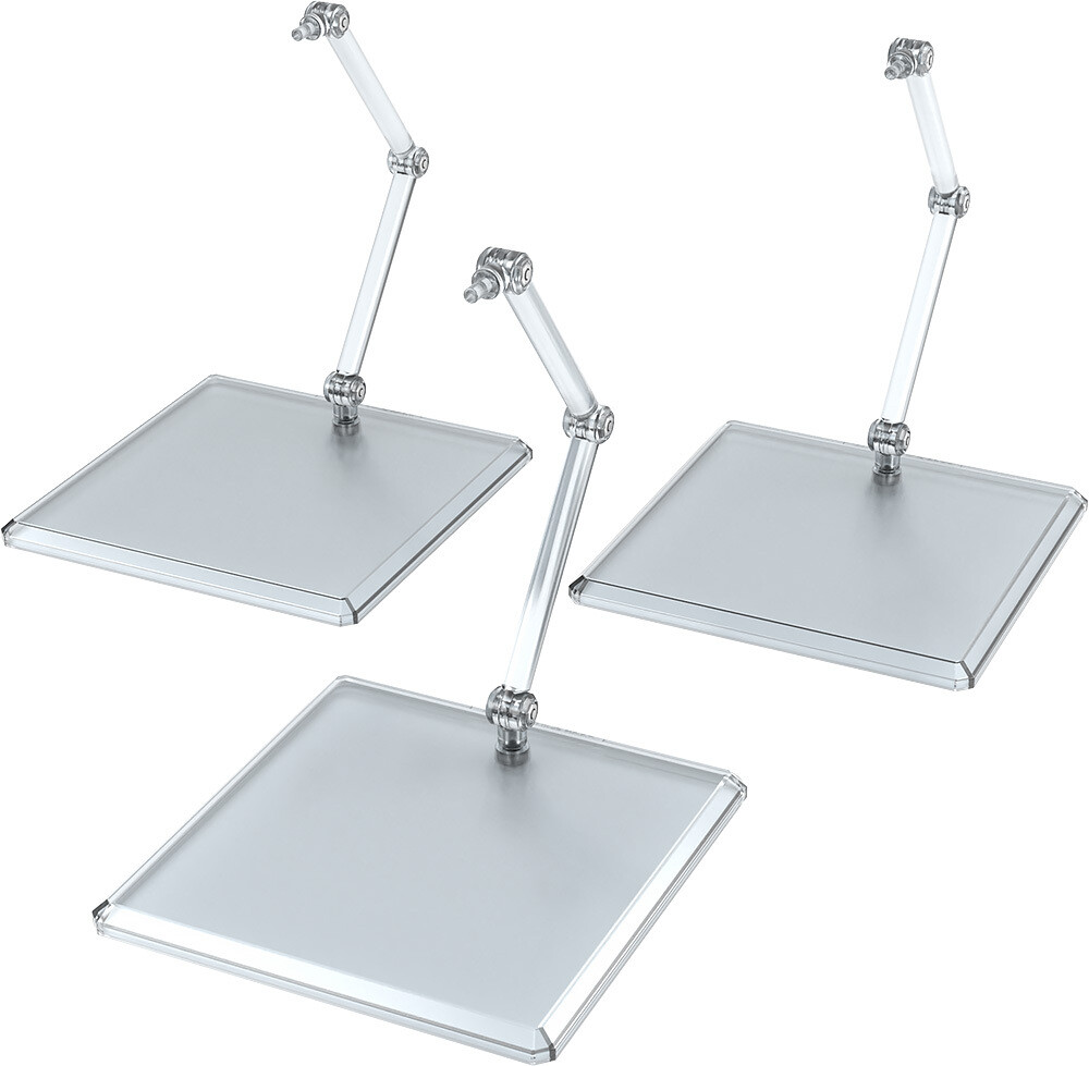 PRE-ORDER The Simple Stand x3 (for Figures & Models) (re-run)