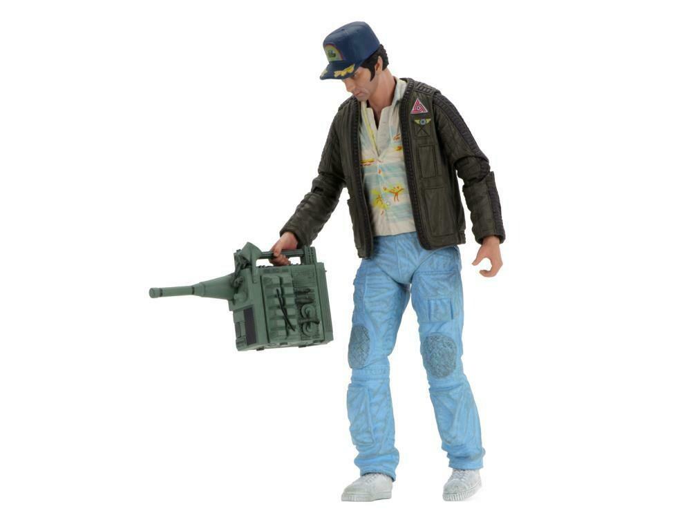 "Neca Aliens 40th Anniversary - Brett 7"" Action Figure"