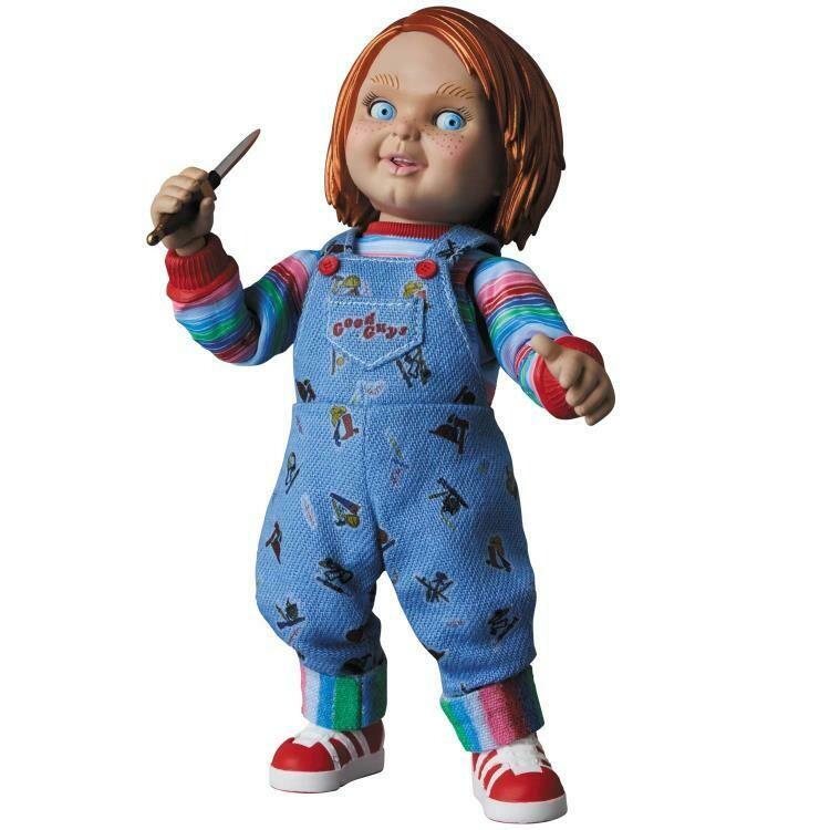 Medicom Child's Play 2 - Mafex No. 112 Good Guys Chucky Action Figure