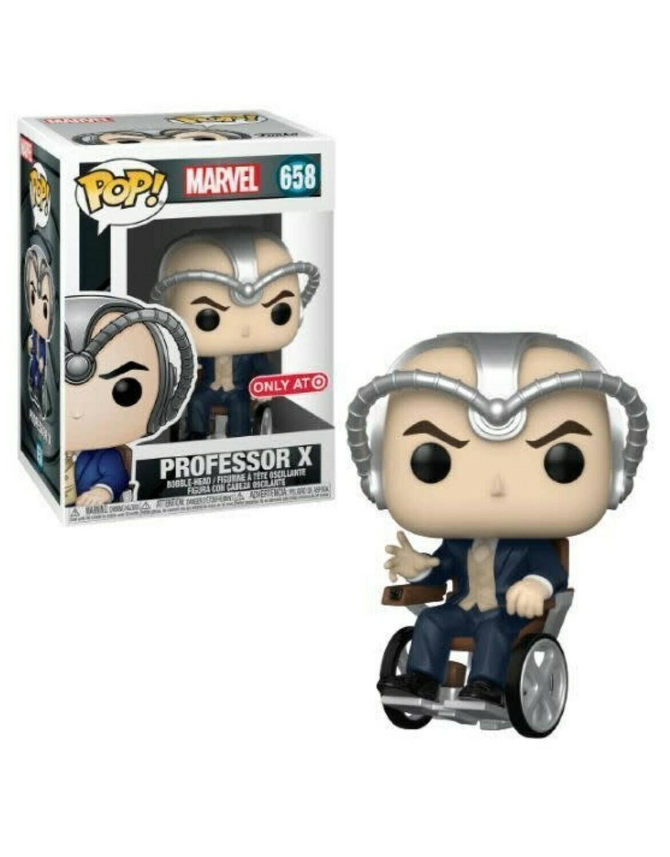 X-Men - Professor X with Cerebro Target Exclusive Pop! Vinyl Figure