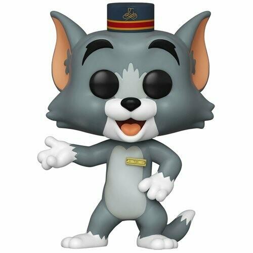 PRE-ORDER Tom & Jerry Movie Tom Pop! Vinyl Figure