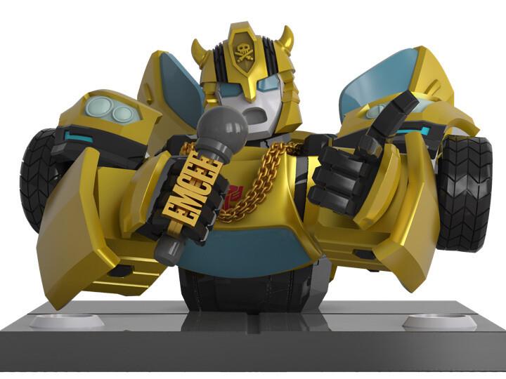 PRE-ORDER Quiccs Transformers X Quiccs: Bumblebee