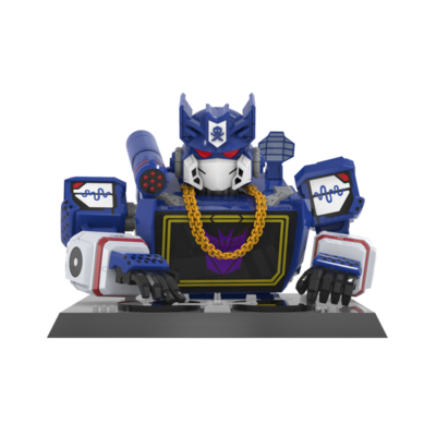 PRE-ORDER Transformers X Quiccs: Soundwave