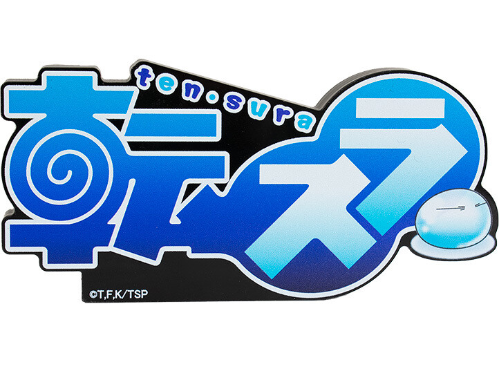 PRE-ORDER Good Smile That Time I Got Reincarnated as a Slime Logo Acrylic Display Piece