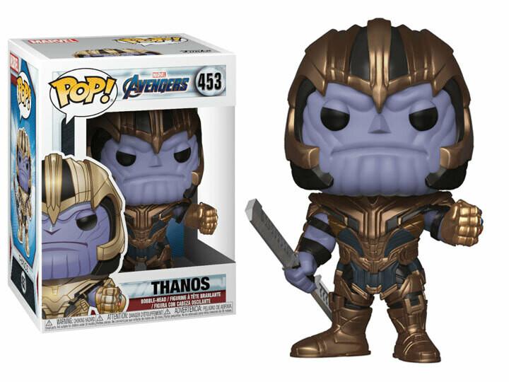 Funko Avengers Endgame - Thanos Pop! Vinyl Figure