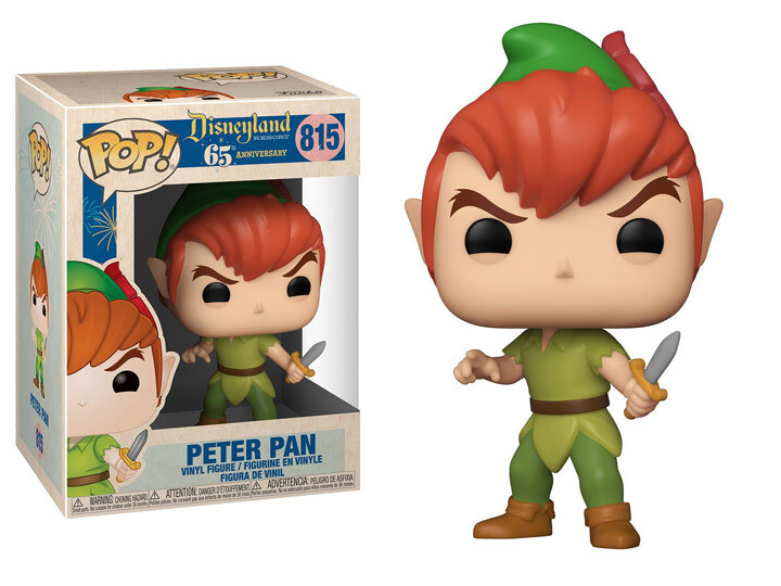 Funko Disneyland 65th Anniversary - Peter Pan Pop! Vinyl Figure