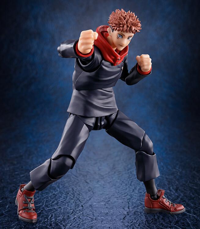 PRE-ORDER Bandai S.H.Figuarts Jujutsu Kaisen Yuji Itadori Action Figure
