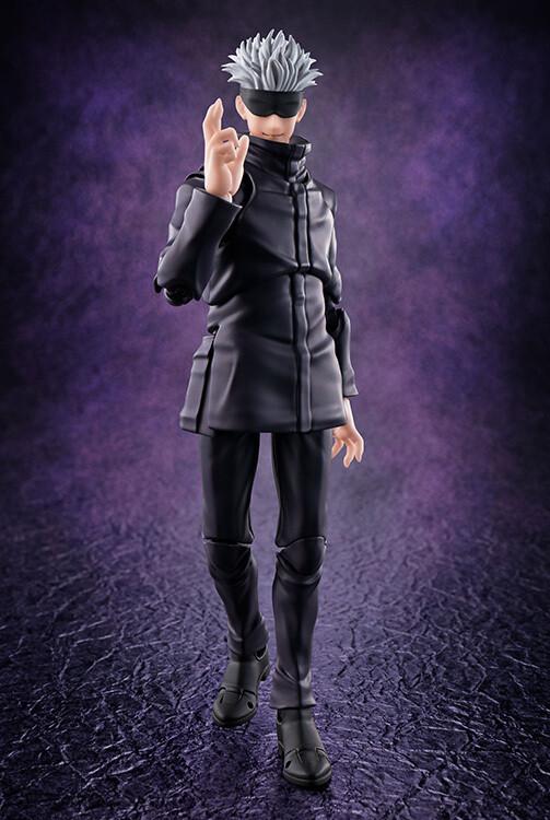 PRE-ORDER Bandai S.H.Figuarts Jujutsu Kaisen Satoru Gojo Action Figure