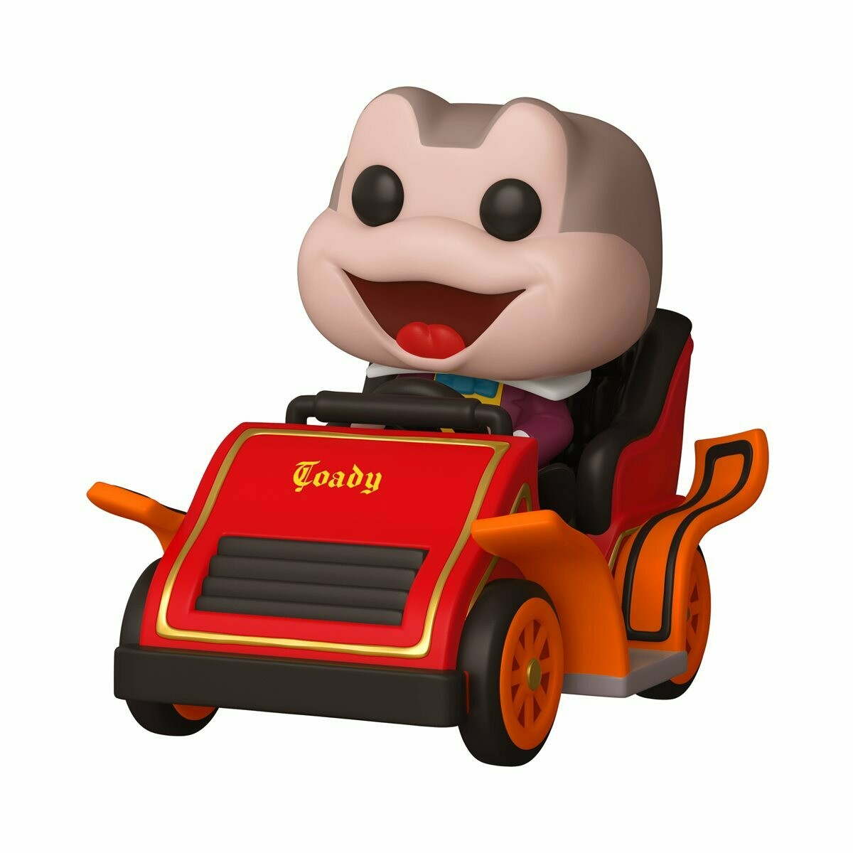 Funko Disneyland 65th Anniversary Mr. Toad in Car Pop! Vinyl Figure