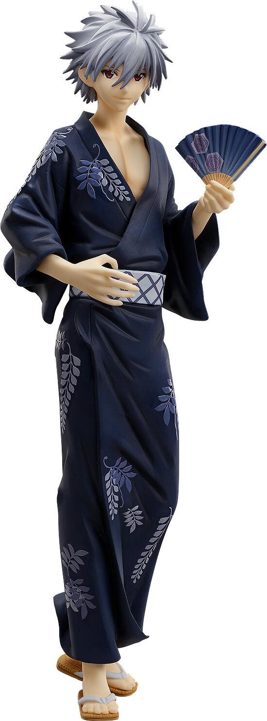 PRE-ORDER Goodsmile Rebuild of Evangelion Kaworu Nagisa Yukata Ver. 1/8th Scale Figure