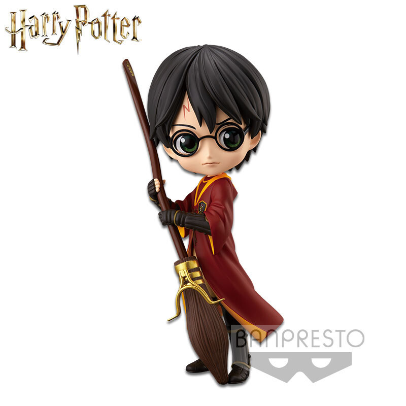 Banpresto Harry Potter Q Posket Harry Potter Quidditch Style Ver. A