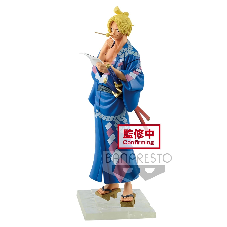 PRE-ORDER Banpresto One Piece Magazine Figure A Piece of Dream # 2 Vol. 2 Wano Sabo