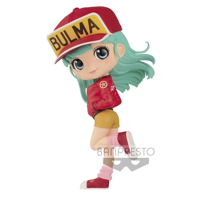 PRE-ORDER Banpresto Dragon Ball Q Posket Bulma II Ver. A