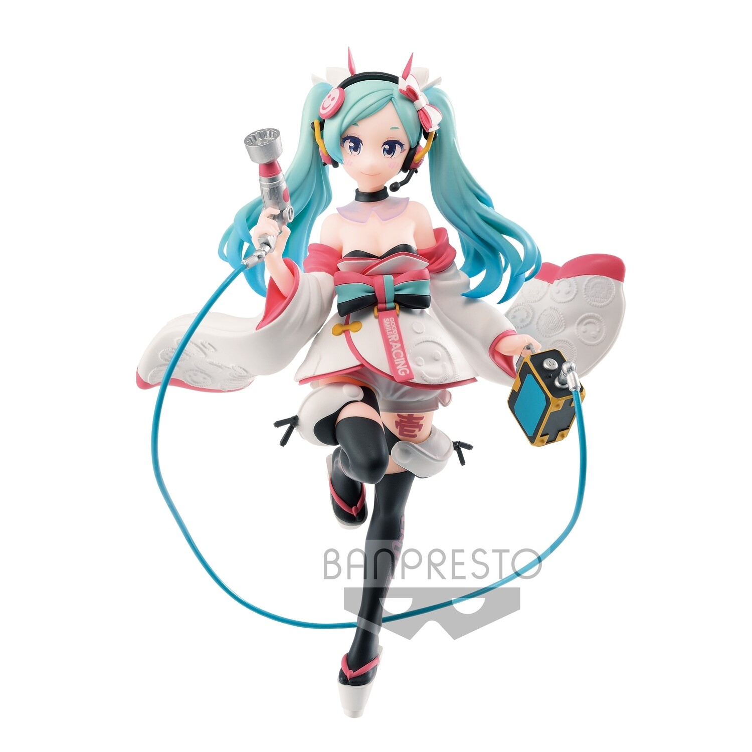 PRE-ORDER Banpresto Espresto Est - Dress & Pattern Racing Miku 2020 Kimono Ver.