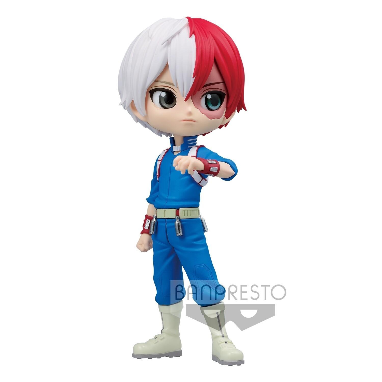 PRE-ORDER Banpresto My Hero Academia Q Posket Shoto Todoroki Ver. B