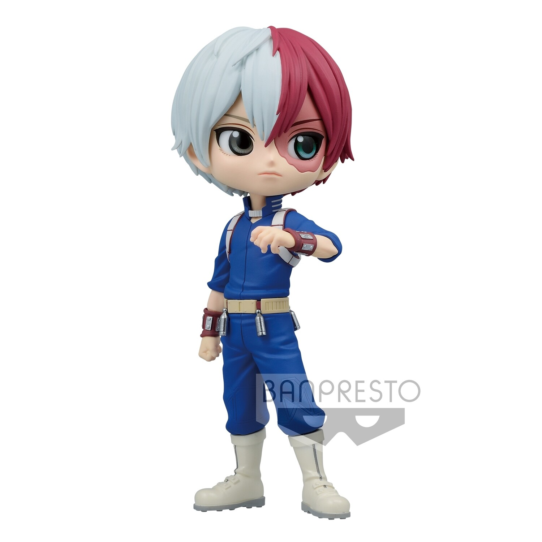 PRE-ORDER Banpresto My Hero Academia Q Posket Shoto Todoroki Ver. A