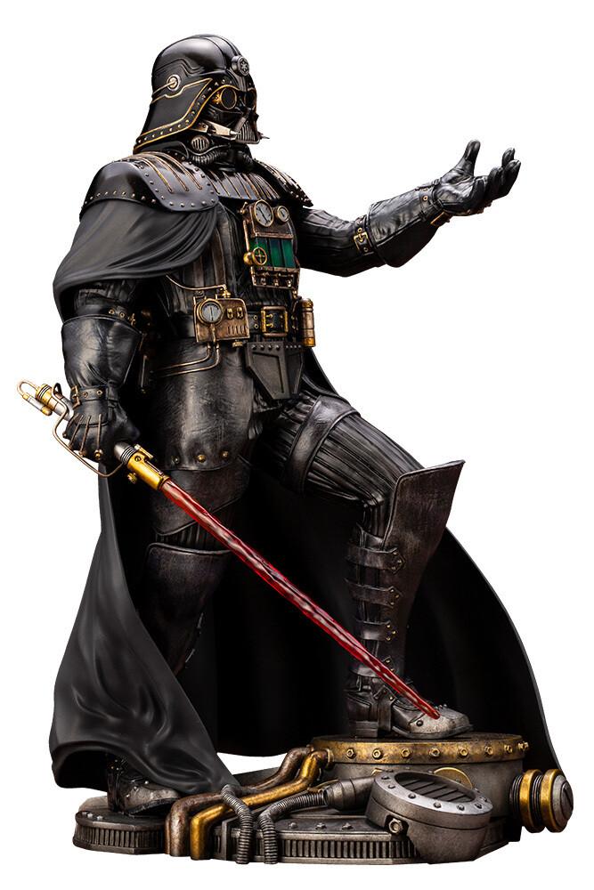 PRE-ORDER Kotobukiya ARTFX Star Wars Artist Series Darth Vader Industrial Empire