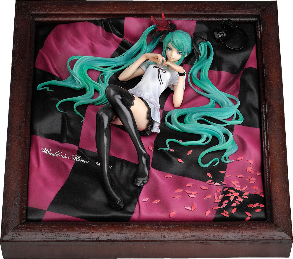 PRE-ORDER Good Smile supercell feat. Hatsune Miku: World is Mine (Brown Frame)(2nd re-run)